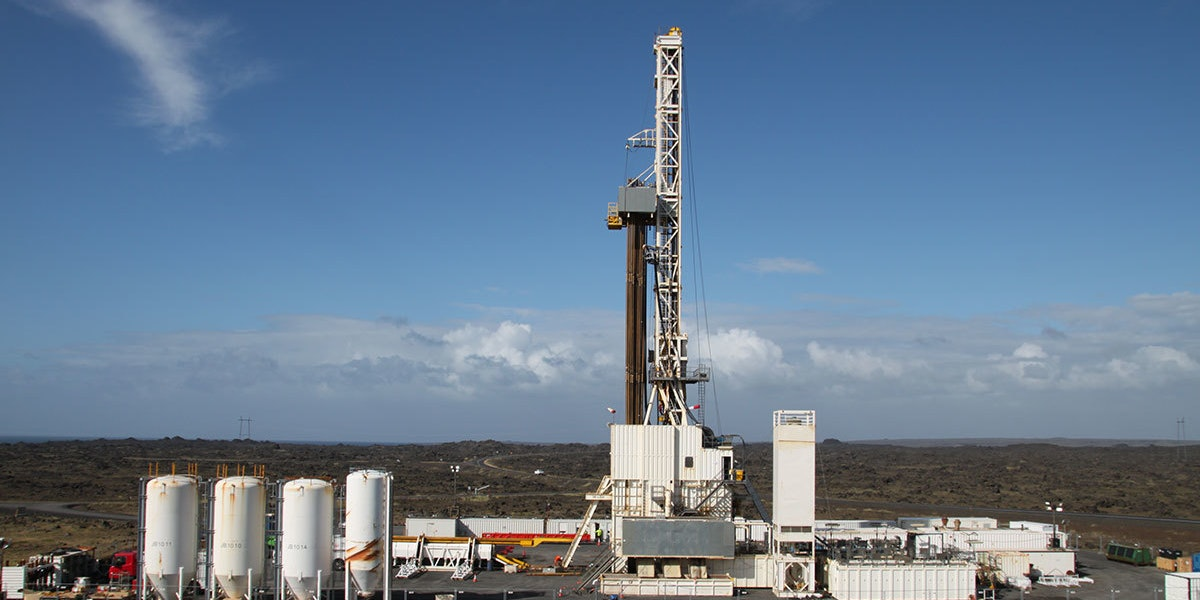 A well drilled three miles into a hot volcano might be the start of a geothermal coup for Iceland.