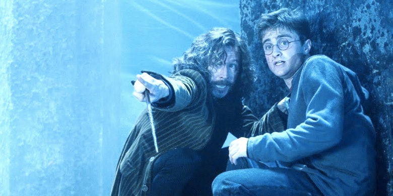 Did Sirius Black Manipulate Harry Potter  in 'Prisoner of Azkaban'?
