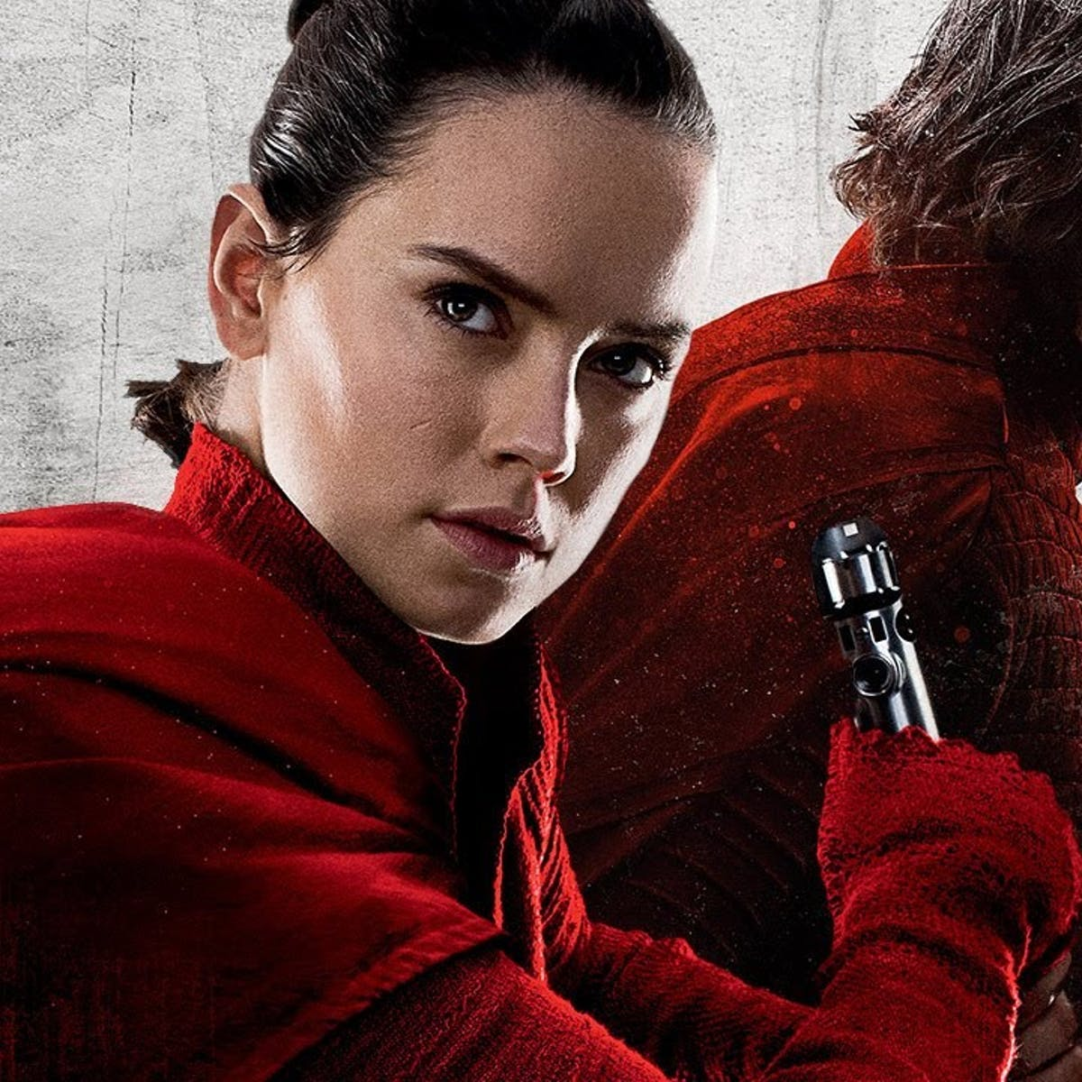 "New Kylo-Rey photo fuels rumors of a ""Force-flash"" duel in 'Star Wars 9'"