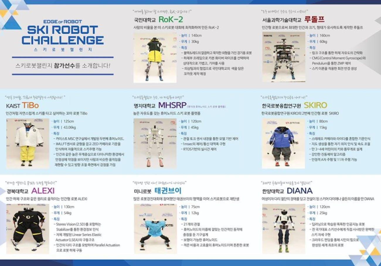 robot ski