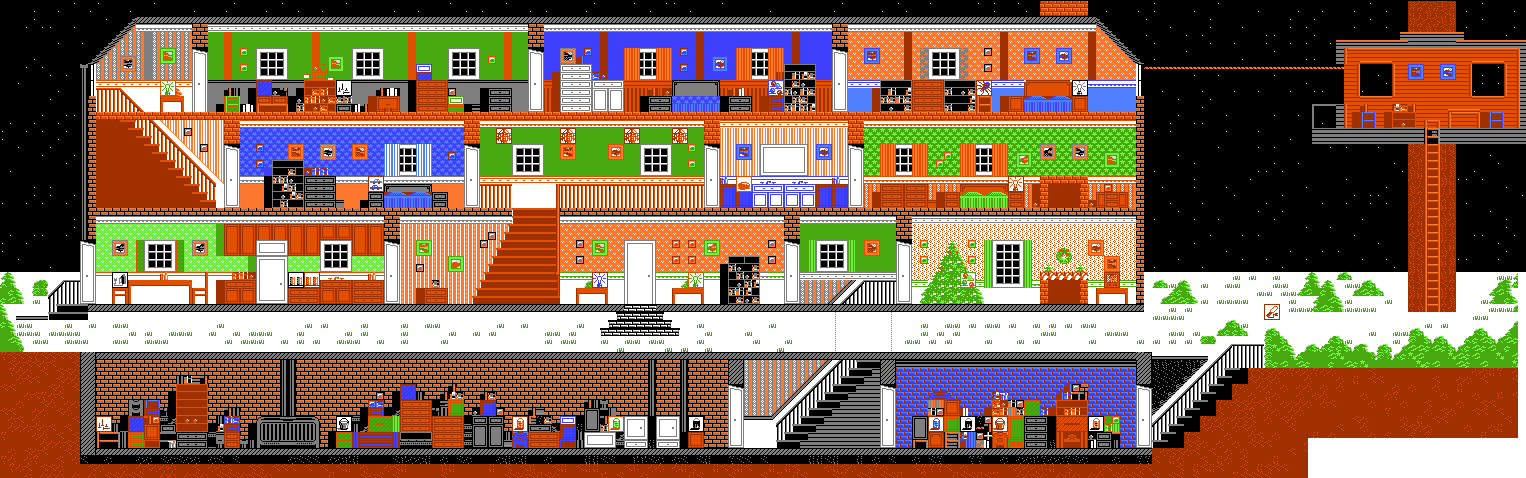 How 'Home Alone' for NES Predicted Survival Horror   Inverse