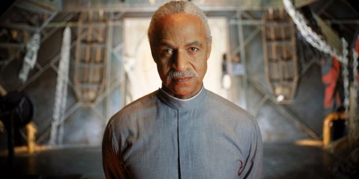 Ron Glass, known for his role as Shepard Book on Firefly, has died at age 71.