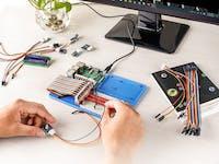 Raspberry Pi 3B+ & 37 Sensors Starter Kit