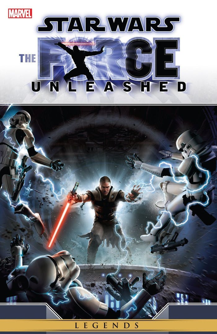 The Force Unleashed Star Wars