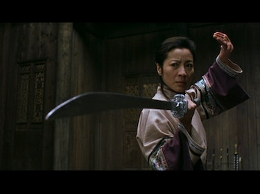 New 'Crouching Tiger, Hidden Dragon' Trailer Teaches Us to Listen With Our Minds