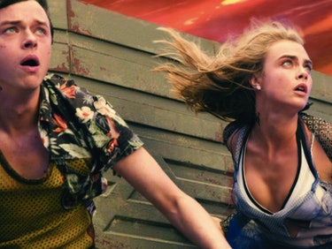 'Valerian' Trailer Looks Like 'Romeo + Juliet' Meets 'Star Wars'
