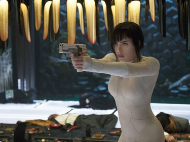 There's No 'Ghost in the Shell' Post-Credits Sequence, So You Can Leave