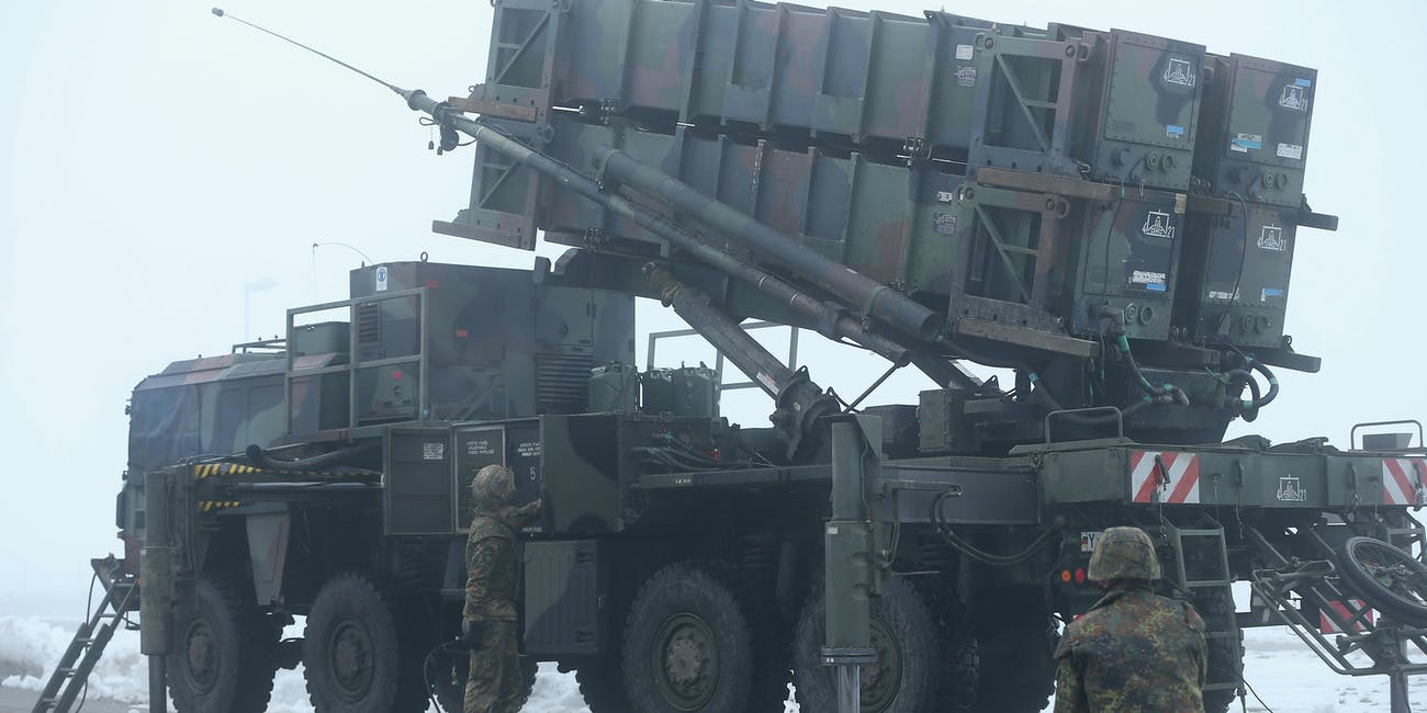 Patriot Missile Germany