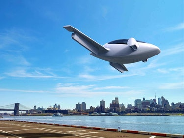 The Lilium Jet Will Give Airbus a Run for Its Money
