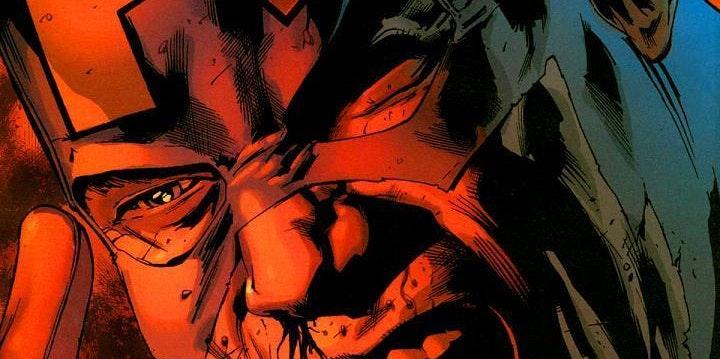 Post for Marvel Captain America: Civil War