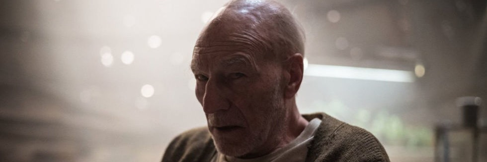 Patrick Stewart as Professor X in Twentieth Century Fox 'Logan'
