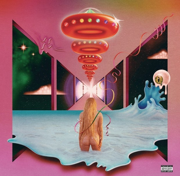Kesha's album Rainbow influenced by UFO sighting