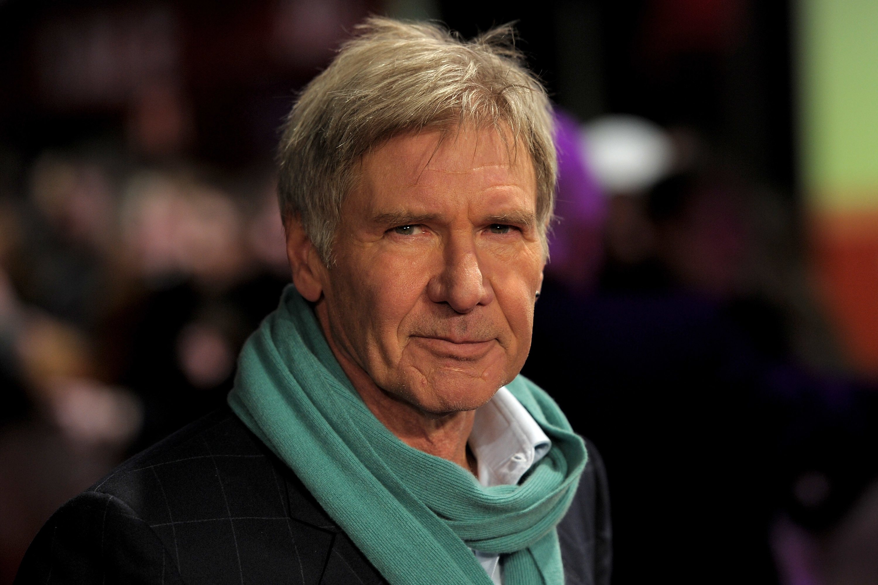 Harrison Ford talks Star Wars: The Force Awakens, breaking JJ Abrams' back  and meeting Johnny Depp in his Jack Sparrow costume