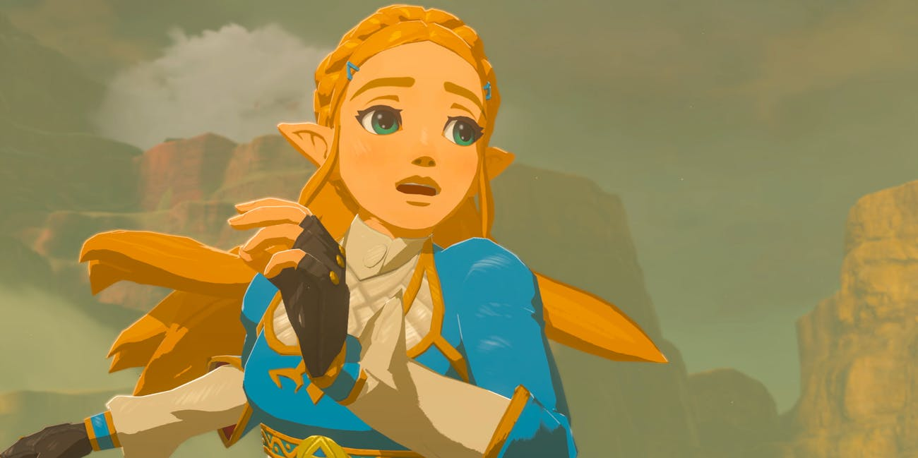 6f44ba7039 15 Things You Might Have Missed in 'Zelda: Breath of the Wild' | Inverse