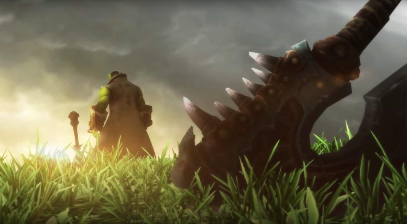 World of Warcraft, Thrall and Garrosh mak'gora