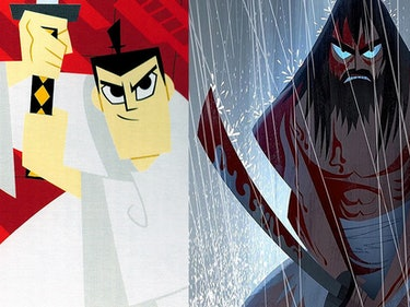 'Samurai Jack' Trailer Redoes the OG Theme Song, Adds Blood