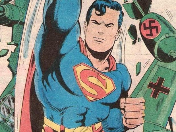 Frank Miller Wants to Write a Jewish Superman Story Set in WWII
