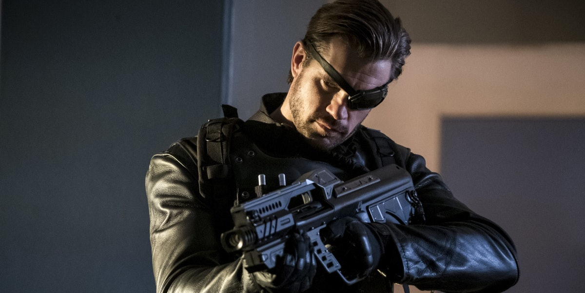 Everything You Need to Know About Plunder in 'The Flash'