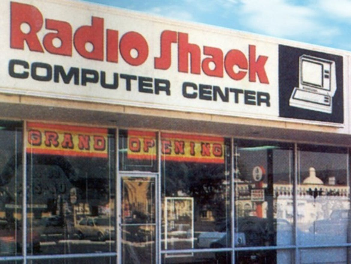 I Visited Closing RadioShack Locations and Bought Their Junk | Inverse