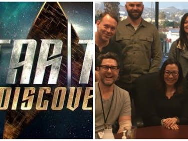 'Star Trek: Discovery' Is Filming, Still Getting New Writers
