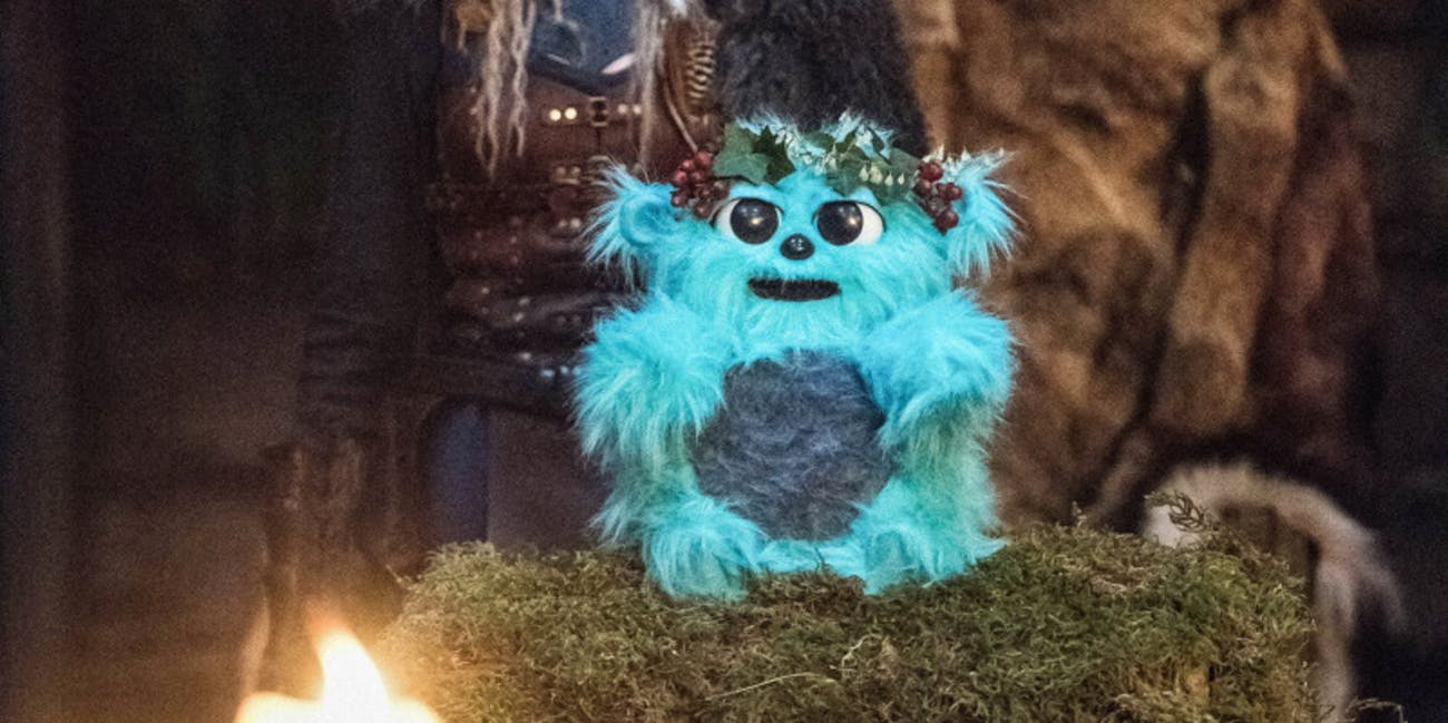 Beebo, god of war, circa 1000 A.D.
