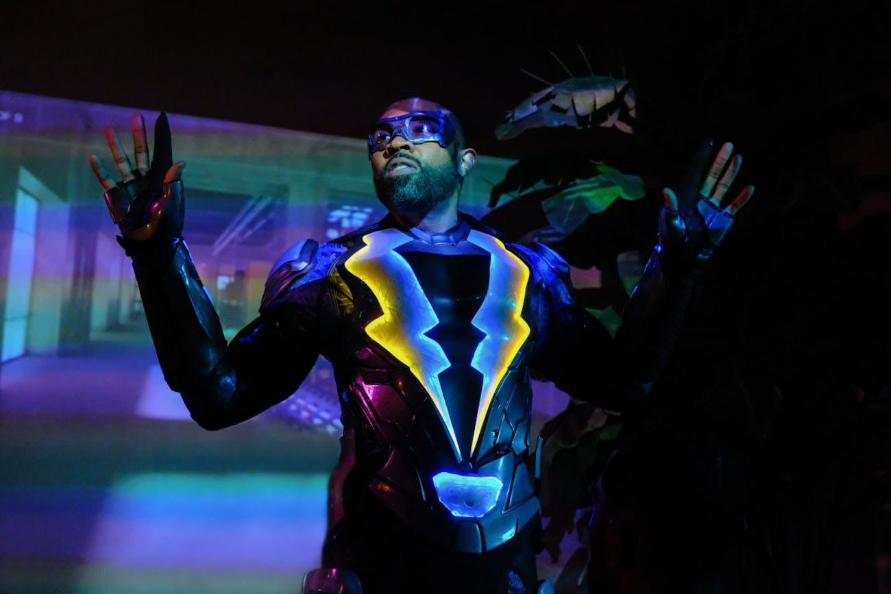 Black Lightning DC CW