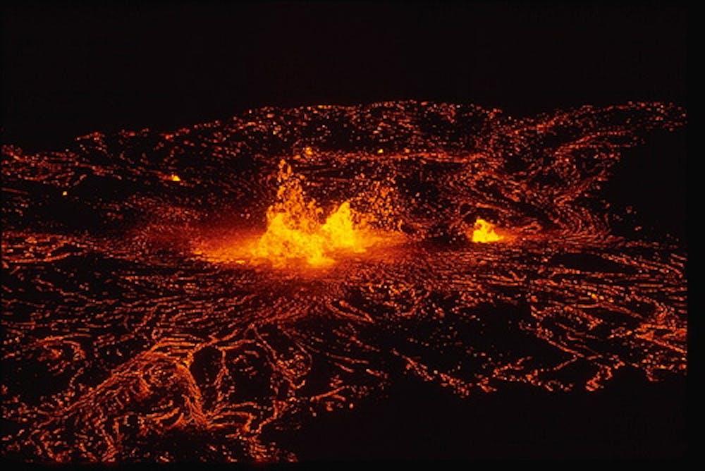 Hawaii Volcano Kilauea