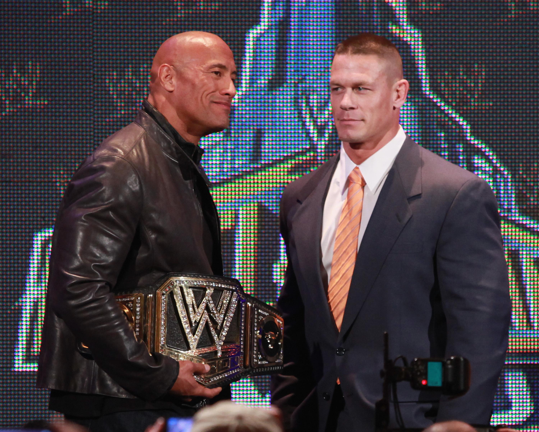 John Cena Should Play Shazam Against the Rock s Black Adam