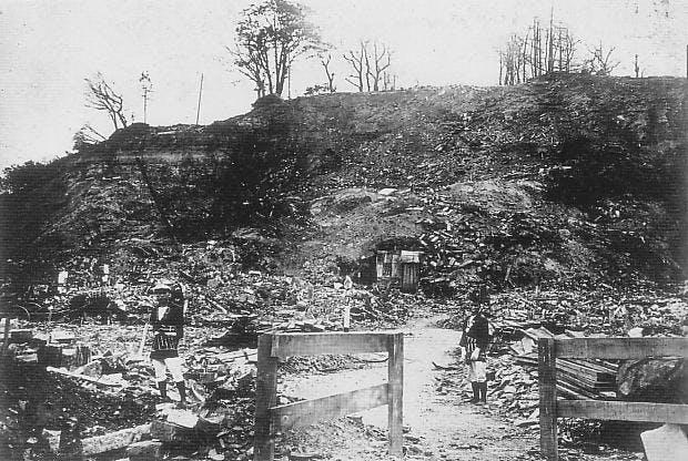 kanto earthquake