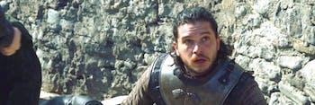 Kit Harington as Jon Snow in 'Game of Thrones' Season 7