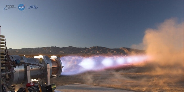 The Raptor engine will power the upcoming missions to Mars.