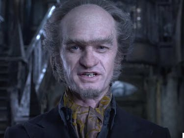Neil Patrick Harris in Netflix's 'A Series of Unfortunate Events'