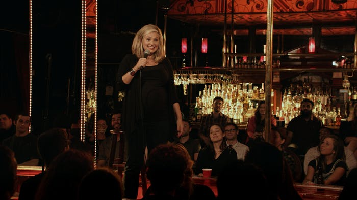 Christina Pazsitsky -- 'Comedy Central'