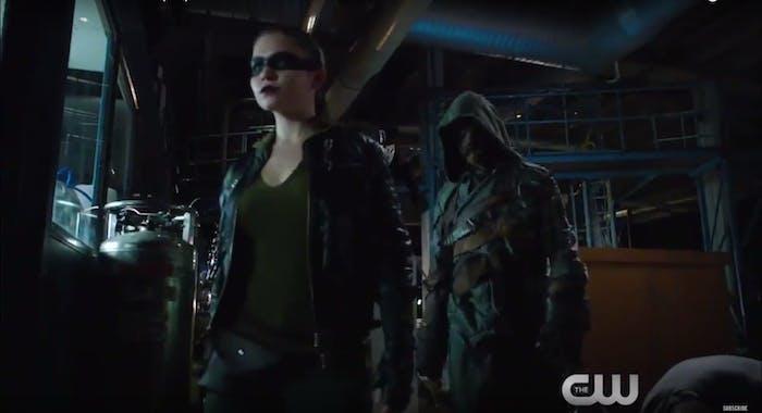 Arrow Season 5 Artemis Wild Dog Prometheus