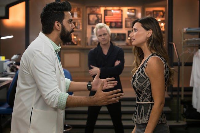 'iZombie''s new love triangle heats up in Season 3
