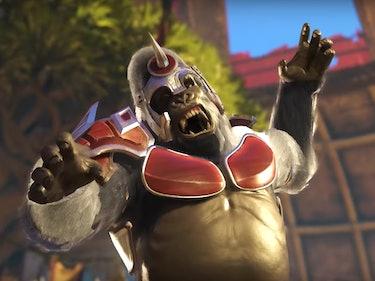 New 'Injustice 2' Trailer Reveals Grodd's Own Evil Team