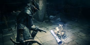 Bloodborne PlayStation 4 From Software