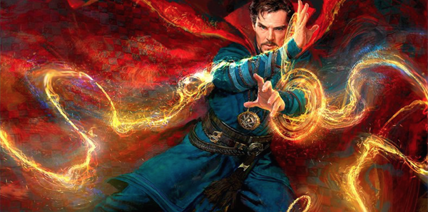 The History of 'Doctor Strange' and His Cloak of Levitation