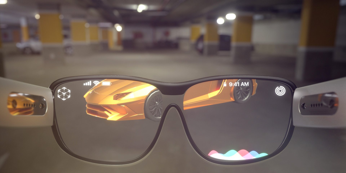 GLASS HEADSET AR/VR - cover