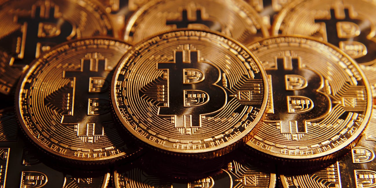 Bitcoin cryptocurrency tokens