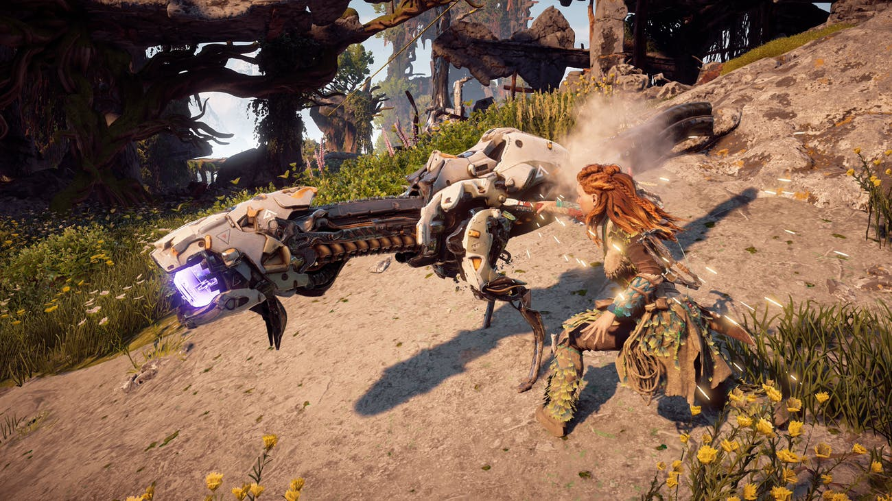 The Best Skills in 'Horizon Zero Dawn' | Inverse