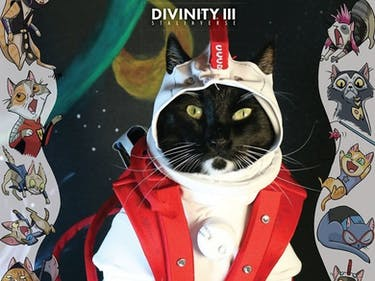 Valiant's Cat Cosplay is the Cutest Thing on the Internet