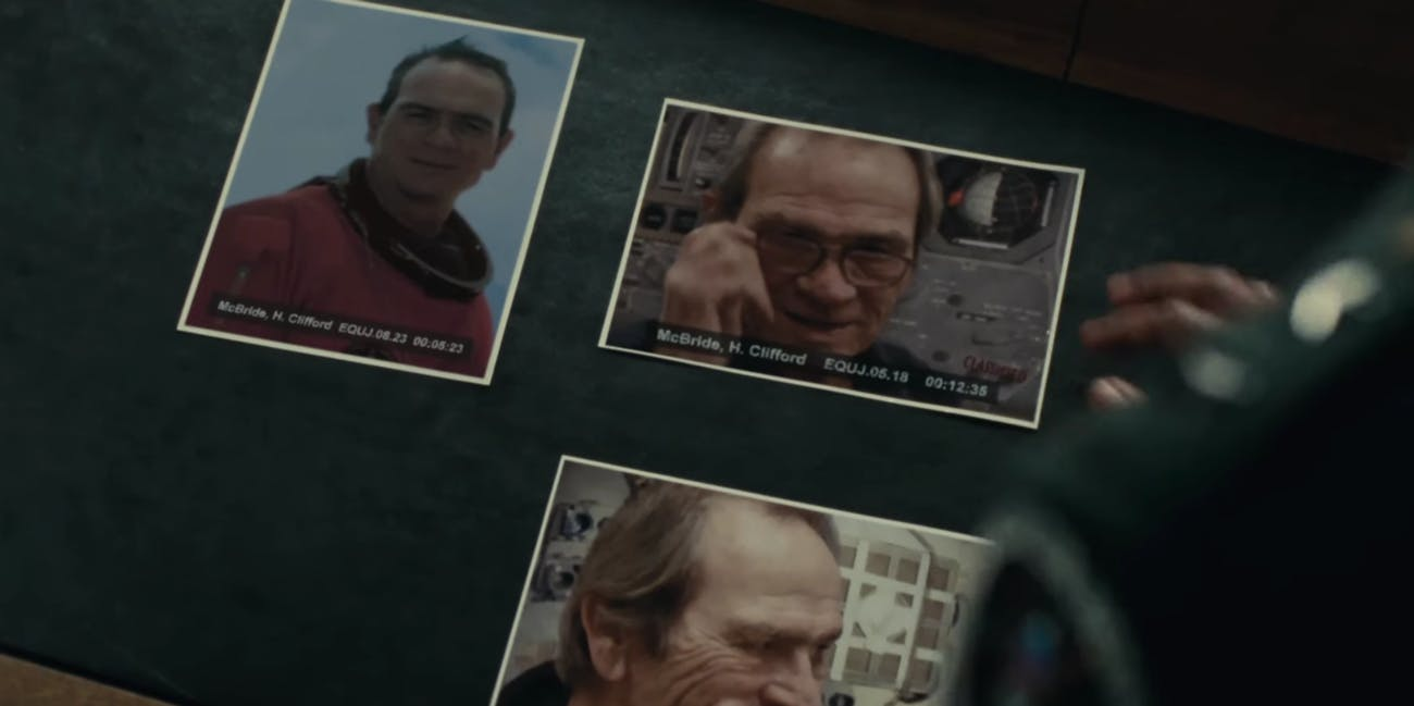 Tommy Lee Jones as Clifford McBride in 'Ad Astra'