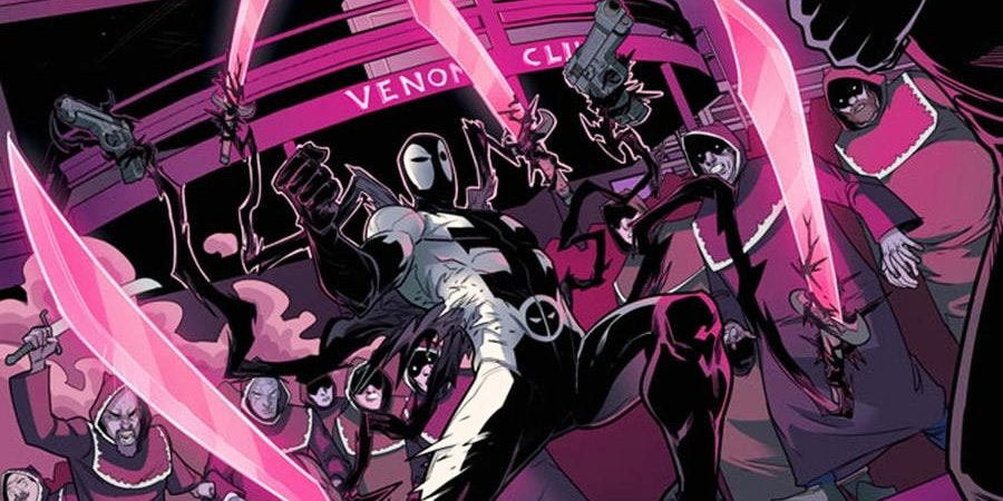 "Venom Plus Deadpool Means a ""Brand New Kind of Violence"""