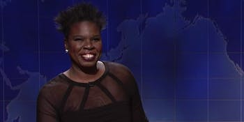Leslie Jones SNL