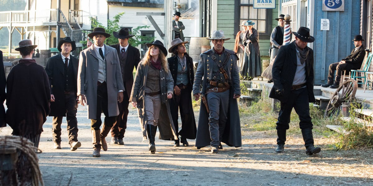 Legends of Tomorrow Jonah Hex