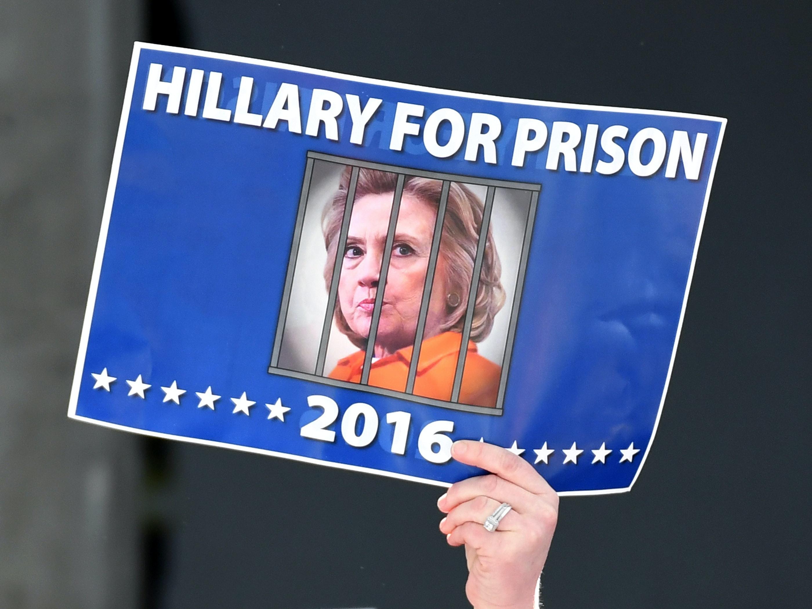 This person hates Secretary Clinton, but likes Kinkos.