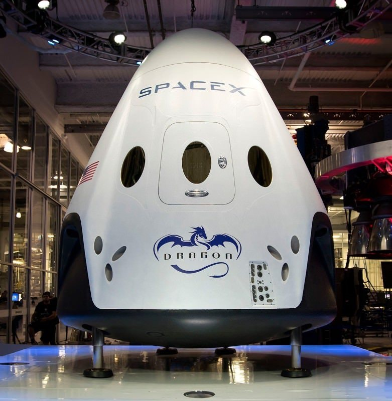 SpaceX: NASA Responds to Crew Dragon's Static Fire Test Failure