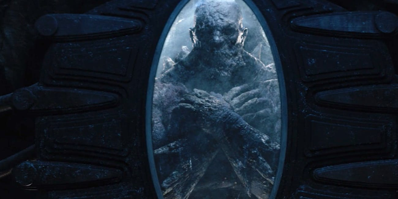 Doomsday on 'Krypton'