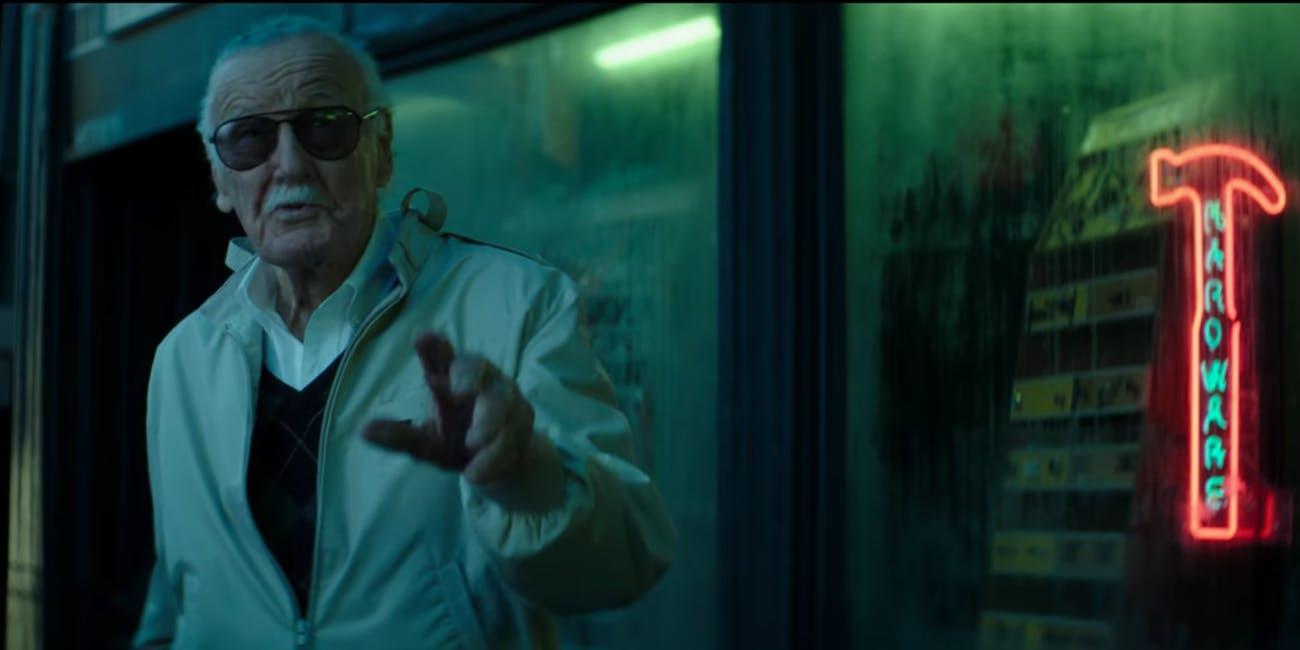 Stan Lee Thanks Ryan Reynolds For Deadpool 2 Teaser Cameo Inverse